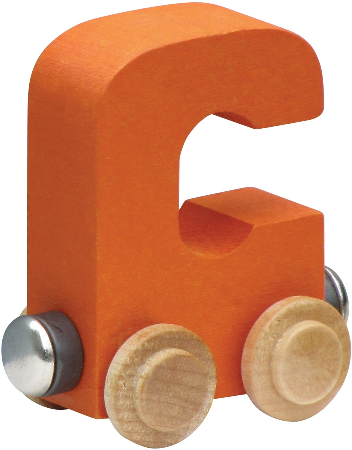 Personalized Bright Name Train Letters