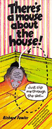 Usborne - There's a Mouse About the House