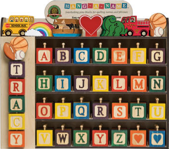 Hang a Name Individual Letters